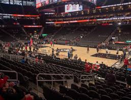 Philips Arena Atlanta Ga Seating Chart State Farm Arena Section 117 Seat Views Seatgeek