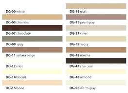 Tile Grout Color Chart Hydroment Grout Itsara Co