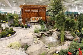 garden shows. View Full Size John\u0027s Landscaping Display Garden Shows