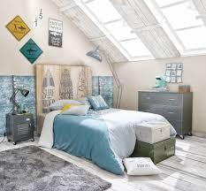 blue surf themed children s bedroom maisons du monde