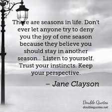Seasons Of Life Quotes Impressive Seasons Of Life Quotes Amazing