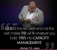 New Month Quote By T D Jakes