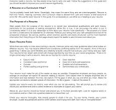 First Time Job Resume How To Write Resume For First Time Job Part With No Experience 24
