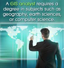 Gis Analyst How To Become A Geographic Information System Gis Analyst