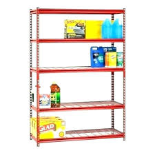 wire garage shelves 5 shelf storage unit shelving steel heavy duty metal in black for