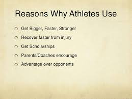 drug testing in sports  4 reasons why athletes