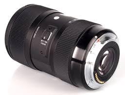sigma 18 35 f18 dc a lens 5