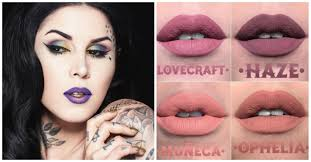 kat von d just revealed 27 new liquid lipsticks and we can t stop staring at them glamour
