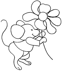 Small Picture Free Printable Mouse Coloring Pages For Kids Colouring Pages For