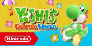 """Résultat de recherche d'images pour """"yoshi crafted world"""""""