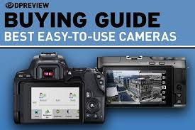 Canon Video Camera Comparison Chart Best Easy To Use Cameras Of 2019 Digital Photography Review