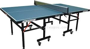 standard installation fee free mobile folding table tennis table with round table tennis tables