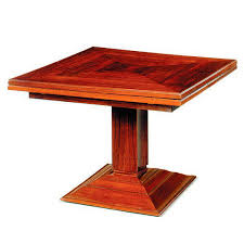 dining table art deco rosewood rectangular dt105 by jacques emile ruhlmann art deco rosewood dining