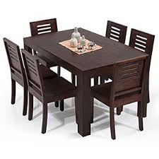 arabia capra 6 seat dining table set mahogany finish 00 img 9805 lp images of tables a65 images