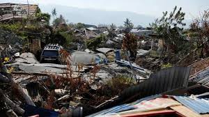 An earthquake of magnitude 6.2 struck off the southern philippine island of mindanao on thursday, the u.s. Earthquake In Philippines Over 31 400 Displaced Due To Quakes In Mindanao Island Zee Business