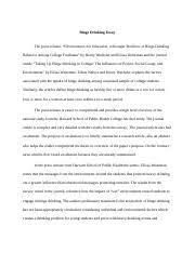 food politics essay topics food politics essay topics  2 pages binge drinking essay1