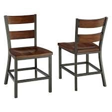 home styles the french countryside oak dining chairs set of 2 with the amazing wooden kitchen chairs for inspire