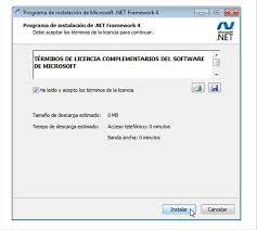 net framework 4 for pc free