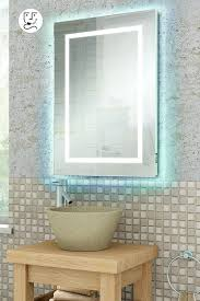 Quad Illuminated LED Bathroom Mirror