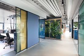 flexible office. The Flexible Setting Lets Team Members Arrange Interior Layout As They Wish Office