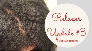 Relaxer By Design Essential Relaxer Update 3 Design Essentials Lo Lye Relaxer Youtube
