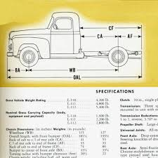 International Truck Specifications -- L Line -- 1950-1951 ...