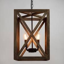 wood chandelier lighting.  Wood On Wood Chandelier Lighting N