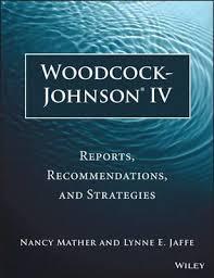 Woodcock Johnson Iv Nancy Mather 9781118860748