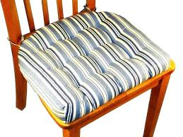 awesome chair cushions with ties dining chair seat pads with ties cushion x in dining chair