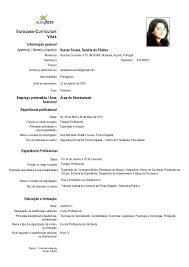 Create Curriculum Vitae Fascinating Create Curriculum Vitae Europass Courtnews