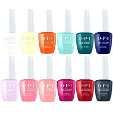 Opi Color Chart Opi Color Changing Nail Polish Omni Com Co