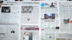 Papers Paper Gannett And Gatehouse Merger To Form Largest Us Newspaper