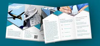 Foldable Brochure Template Free 40 Print Ready Brochure Templates Free And Premium