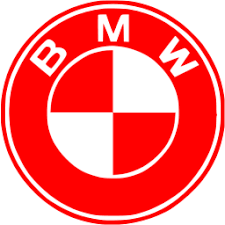 Red bmw icon - Free red car logo icons