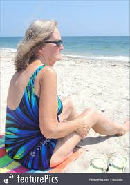 Free mature beach photos pics
