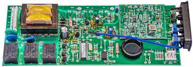 linear hae00040 garage door opener motor control board