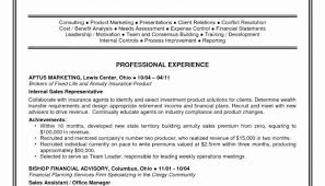 Leadership Resume Examples New The Proper Marketing Resume Examples