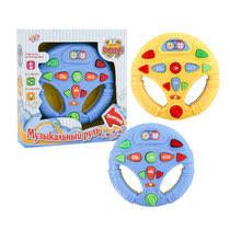 Руль <b>Bampi</b> для малышей купить с доставкой по выгодной цене ...