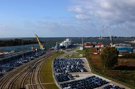 Морской порт Калининград Морской порт Калининград