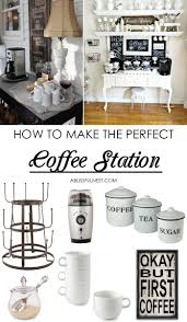 This one here has the same shade of white but you can try different shades of white too. Coffee Bar Ideas How To Make A Coffee Bar At Home