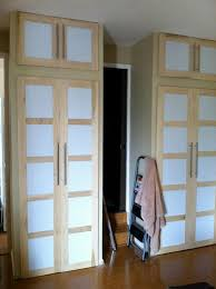 shoji style sliding closet doors from scratch door framing construction