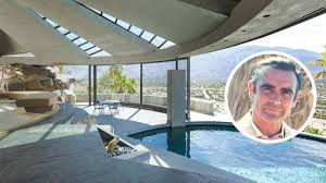 Elrod House James Bond Palm Springs Sold