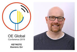 Open Education Consortium - Another 2019 Open Education Global Conference  KEYNOTE has been confirmed! We are pleased to announce that Dominic Orr  will be joining us in Milan. http://ow.ly/aZUQ30oE26w   Facebook