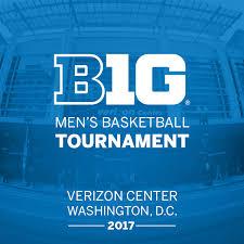Image result for 2017 big ten tournament logo