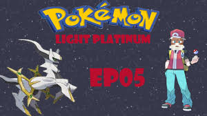 How To Get A Train Ticket In Pokemon Light Platinum Pokemon Light Platinum Ep05 Stupid Train System