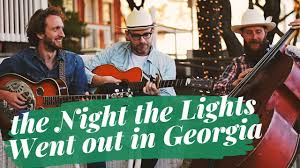 The Night The Lights Went Out In Georgia Lyrics Youtube Night The Lights Went Out In Georgia Reba Mcentire Cover The Possum Posse