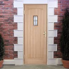 cottage style external wood doors. part l compliant chesham exterior oak door with obscure double glazing, warmerdoor style cottage external wood doors