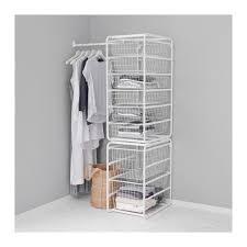 Ikea Closet Organizer Algot