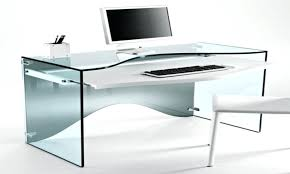 used desks for home office. Used Home Office Desk Contemporary Glass Computer With Regard To Desks Ikea Uk For D