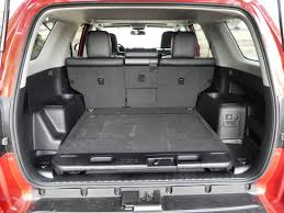 2015 Toyota 4Runner Trail interior review – Aaron on Autos